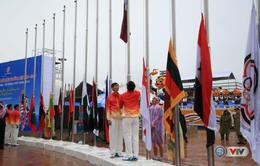 Chia sẻ của các VĐV, quan chức quốc tế tại lễ thượng cờ ABG 5