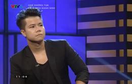 """Đinh Mạnh Ninh: """"Làm ca sĩ phải cố chấp và tin vào chính mình"""""""