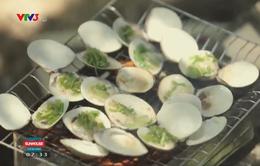 Cách làm món ngao nướng mỡ hành thơm ngon nức mũi
