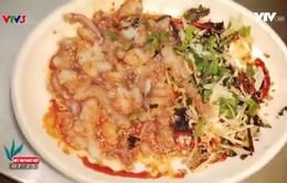 Bạch tuộc sống - món ngon ít người dám thử khi tới Hàn Quốc