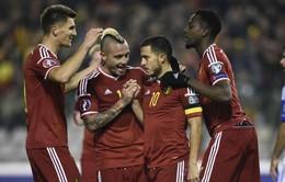 Hoãn nhưng không hủy trận đấu giao hữu giữa Bỉ và Bồ Đào Nha
