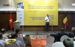Dệt may Việt Nam thu hút doanh nghiệp công nghệ Bỉ