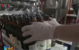 Sử dụng nước tái chế để sản xuất bia tại Mỹ