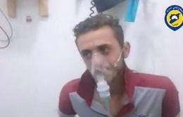 Bí ẩn trực thăng thả khí độc xuống khu vực máy bay Nga bị bắn rơi ở Syria