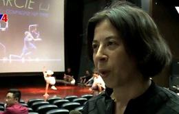 Gặp gỡ biên đạo múa tài năng người Pháp gốc Việt