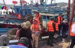 Tăng cường phối hợp vì sự an toàn của ngư dân