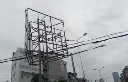 Hà Nội tháo dỡ phần lớn bảng quảng cáo vi phạm