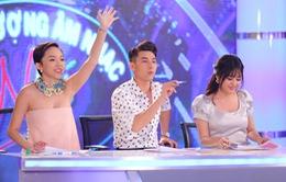 """Isaac, Tóc Tiên, Văn Mai Hương cực """"tăng động"""" trên ghế nóng Vietnam Idol Kids 2016"""