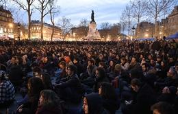 Biểu tình phản đối Luật Lao động tại Pháp