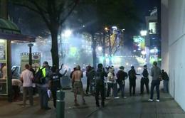 Mỹ ban bố tình trạng khẩn cấp tại Charlotte