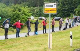 Đức biểu tình phản đối chiến dịch máy bay không người lái của Mỹ