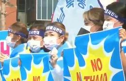 Hàn Quốc: Người dân biểu tình phản đối triển khai THAAD