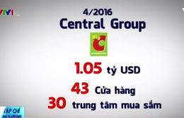 Thị trường bán lẻ Việt Nam nhìn từ thương vụ Central Group mua lại Big C