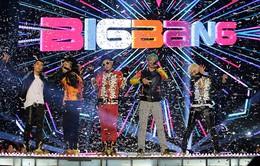 SỐC: Big Bang kiếm tiền nhiều hơn Maroon 5