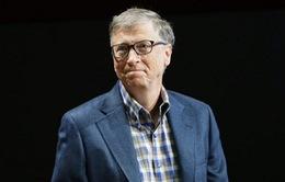 Bill Gates lần thứ 17 đứng đầu danh sách tỷ phú thế giới
