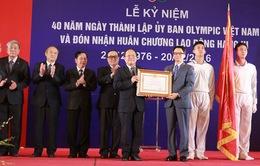 40 năm Ủy Ban Olympic Việt Nam: Hội tụ và đoàn tụ!