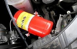 Quy định trang bị bình chữa cháy trên xe ô tô: Đa số ý kiến đồng tình và đánh giá cao