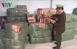 Phát hiện gần 3.000 bình cứu hỏa nhập lậu