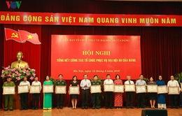 VTV nhận Bằng khen về công tác phục vụ Đại hội lần thứ XII của Đảng