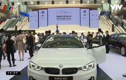 Triển lãm ô tô 2016: Hơn 100 mẫu xe mới được trưng bày