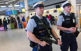 Đức bắt giữ 4 nghi phạm chế tạo bom