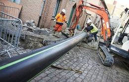 Độc đáo đường ống dẫn bia đầu tiên tại Bỉ