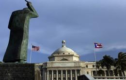 """Hạ viện Mỹ thông qua dự luật cho phép """"giải cứu"""" Puerto Rico"""