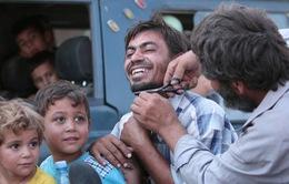 Manbij lặng im tiếng súng sau khi thoát khỏi kìm kẹp của IS