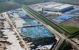 """Tỷ phú Trung Quốc bị cáo buộc """"găm"""" 1 tấn nhôm ở sa mạc Mexico"""