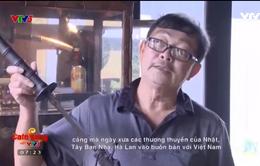 Võ sư mê binh khí cổ tại Cố đô Huế