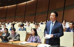 Bộ trưởng Bộ Tài nguyên và Môi trường trả lời về Dự án lấp sông Đồng Nai
