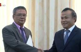 Trao danh hiệu Lãnh sự danh dự cho Việt kiều ở New Caledoni