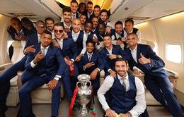 BXH FIFA tháng 7/2016: Bồ Đào Nha vẫn ngoài top 5