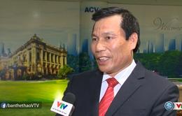 """Bộ trưởng Nguyễn Ngọc Thiện: """"Hoàng Xuân Vinh đã lập nên một kỳ tích lịch sử"""""""