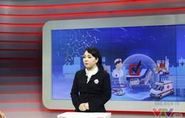 Bộ trưởng Bộ Y tế kiểm tra các bệnh viện trước Tết Nguyên đán