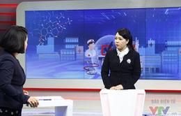 Bộ trưởng Bộ Y tế tâm huyết tới trường quay VTV lúc nửa đêm