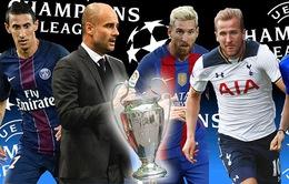 [KT] Bốc thăm vòng bảng Champions League 2016/17: Nhiều duyên nợ!