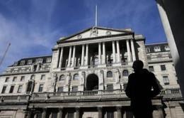 BOE nâng dự báo về tăng trưởng kinh tế Anh trong năm 2017