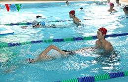 Hà Nội phổ cập dạy bơi cho học sinh Tiểu học