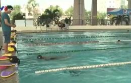 Bơi lội - Kỹ năng cần thiết cho trẻ em