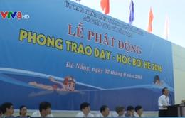 Đà Nẵng phát động chương trình dạy và học bơi