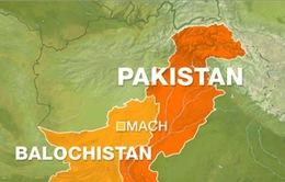Đánh bom vào đoàn tàu hỏa ở Pakistan, 20 người thương vong