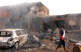 Đánh bom ở Nigeria, hơn 130 người thương vong
