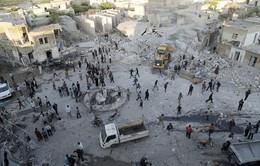 Đánh bom liên hoàn ở Syria, gần 200 người thương vong