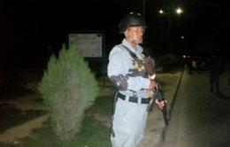 Tấn công vào Đại học Mỹ ở Afghanistan