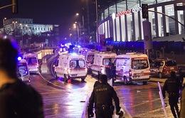 Thổ Nhĩ Kỳ: Nổ bom kép tại Istanbul, ít nhất 20 người bị thương