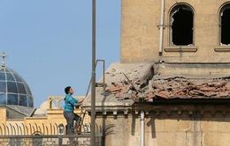 Đánh bom nhà thờ ở thủ đô Ai Cập, 25 người chết
