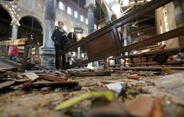 Vụ đánh bom nhà thờ Cairo: Số thiệt mạng tăng lên 26 người