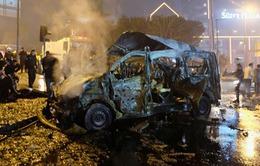 Thổ Nhĩ Kỳ: Số người thiệt mạng trong vụ đánh bom kép tăng lên 44 người