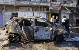 Đánh bom liên hoàn tại Iraq, 69 người thương vong